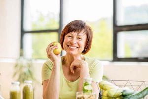 ایمپلنت و رژیم غذایی